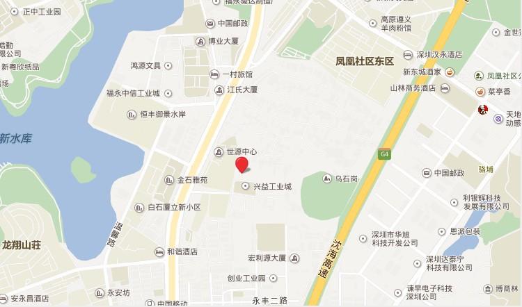 碧桂园领寓位置图