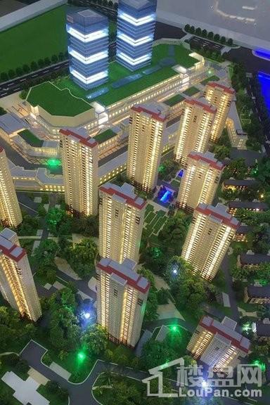 新城吾悦广场商业效果图