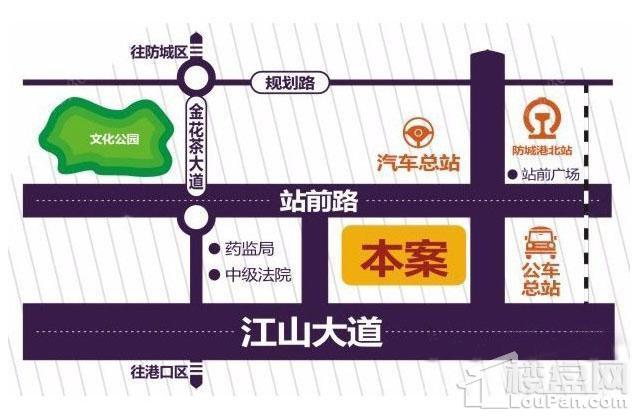 大和·高铁1号位置图