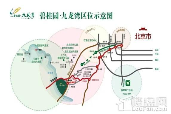 碧桂园九龙湾位置图