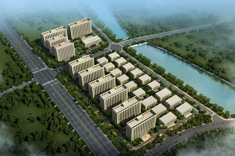 华创津南科技园