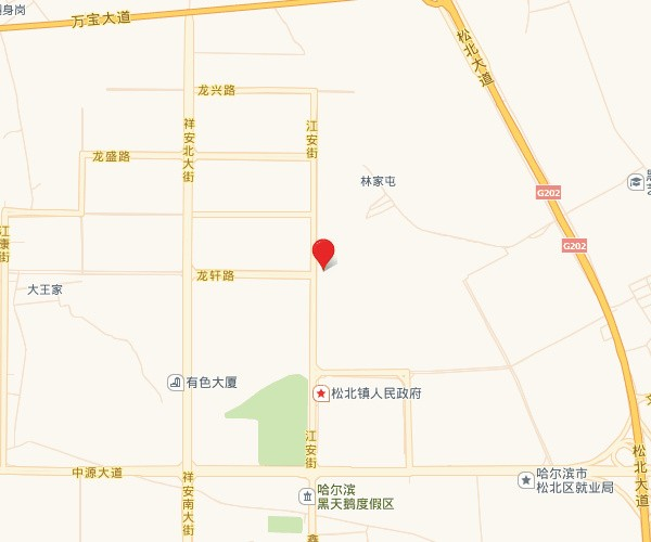 红星威尼斯庄园位置图