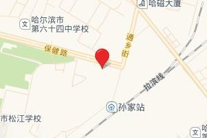 香林名苑位置图