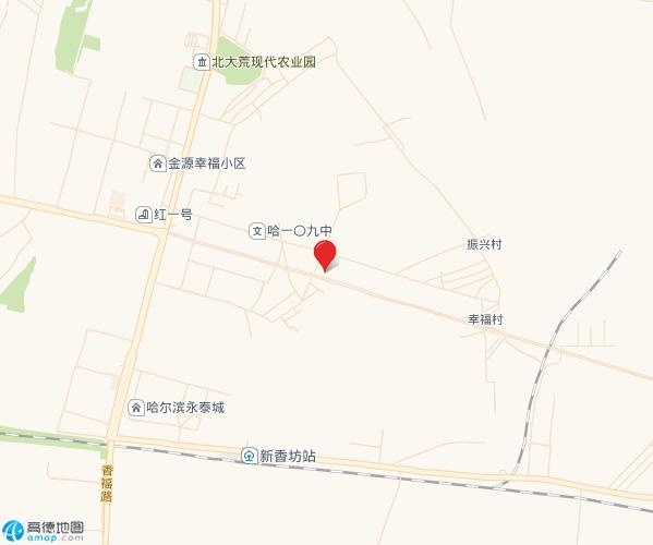 东升嘉园位置图