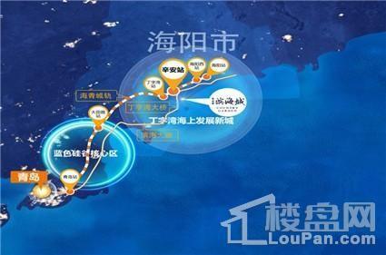 碧桂园滨海城位置图