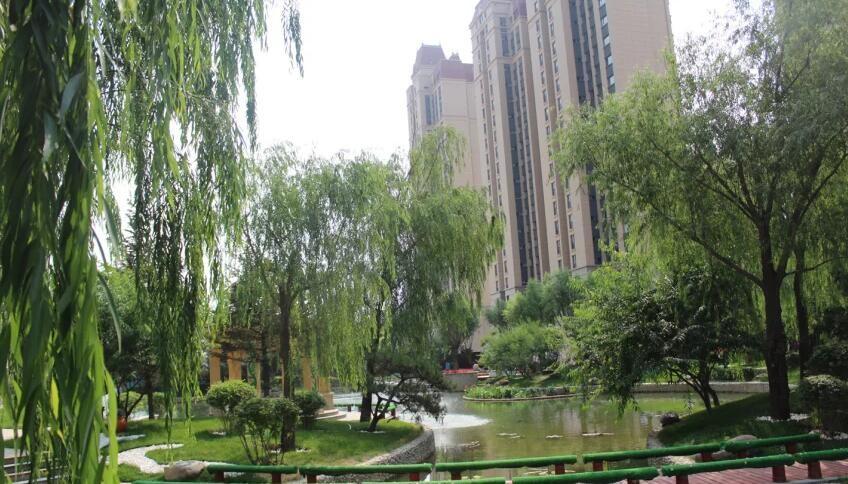 呼和浩特恒大城实景图