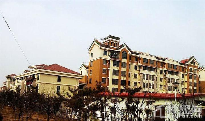 珠山秀谷御墅实景图