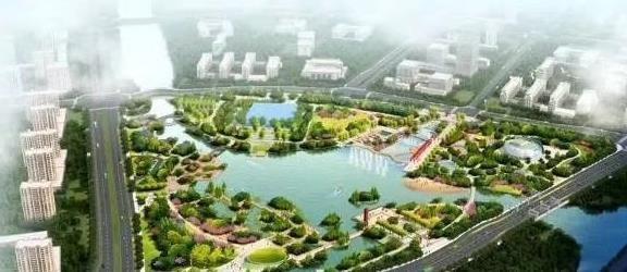 碧桂园中央公园