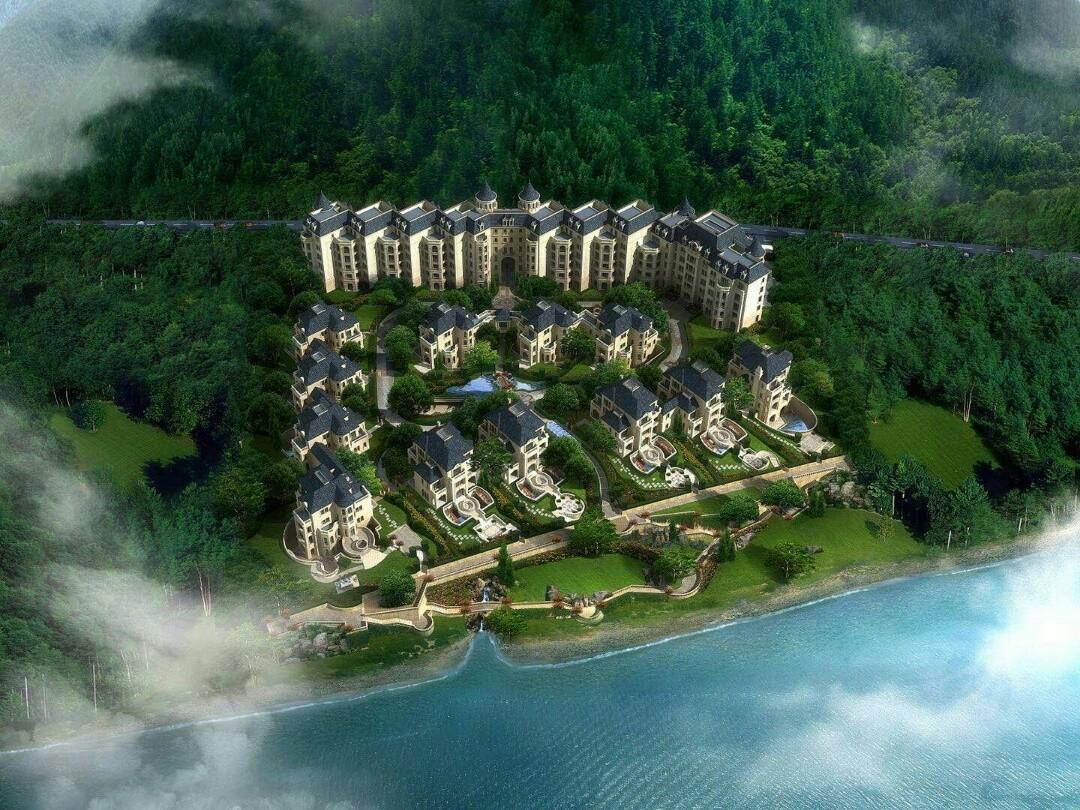 绿尚春江城堡