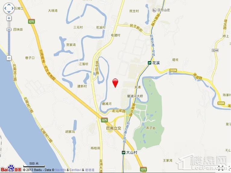 申烨太阳城三期位置图
