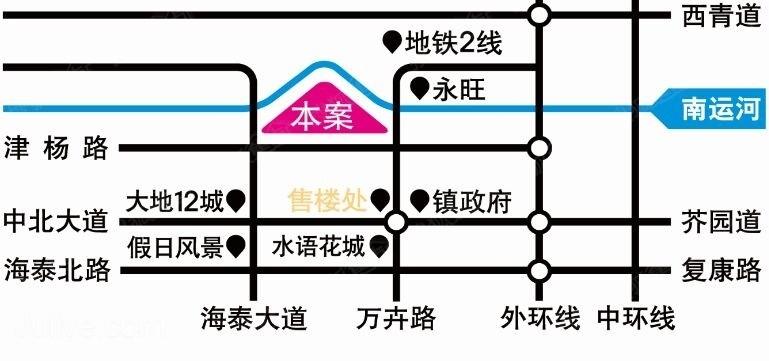 澜湾广场效果图