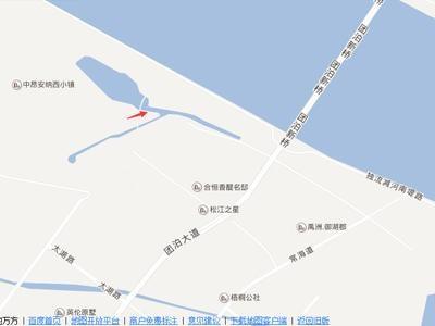 荣盛锦绣学府位置图