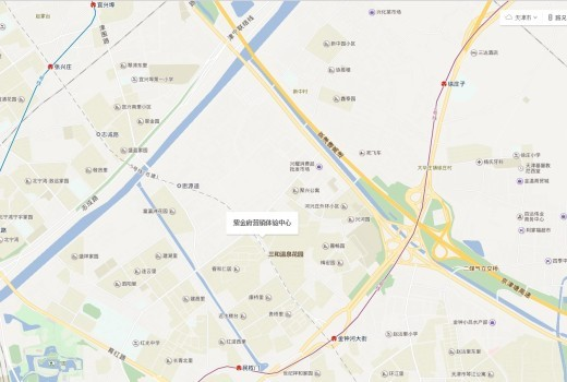 紫金府位置图