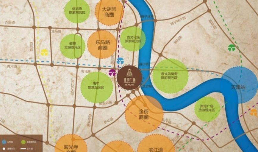 进步广场位置图