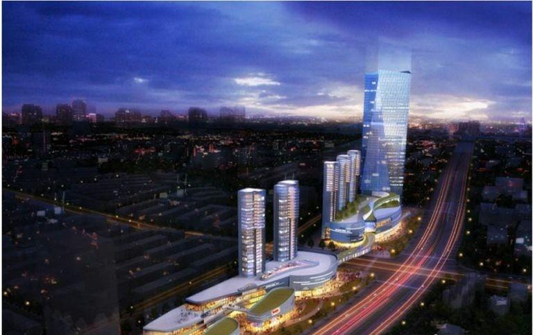 天津中国铁建国际城
