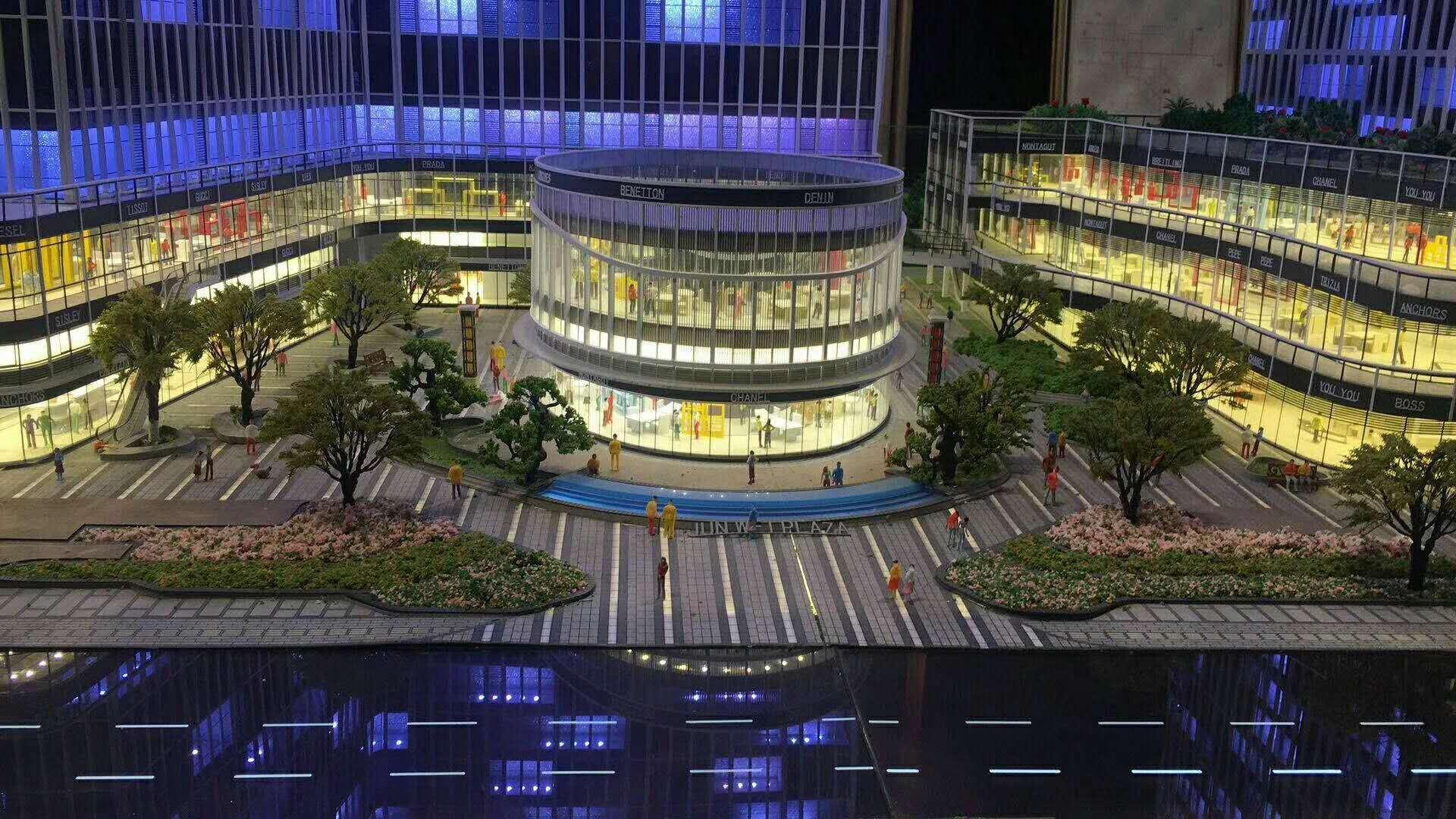海威新界广场户型图