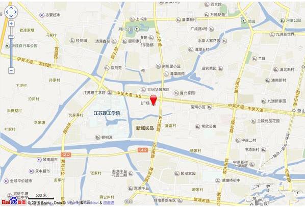 弘阳广场位置图