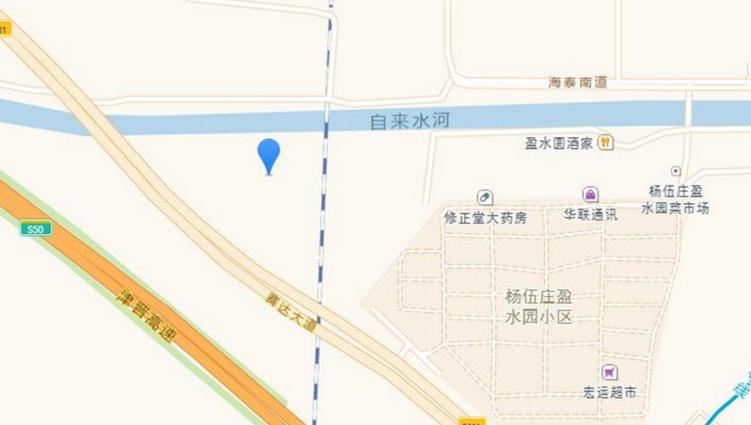 万科翡翠大道位置图