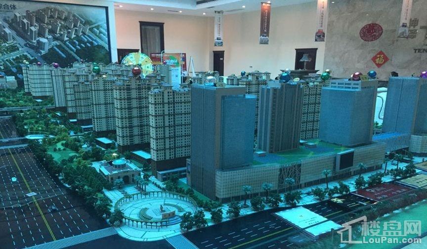 坤泽10里城实景图