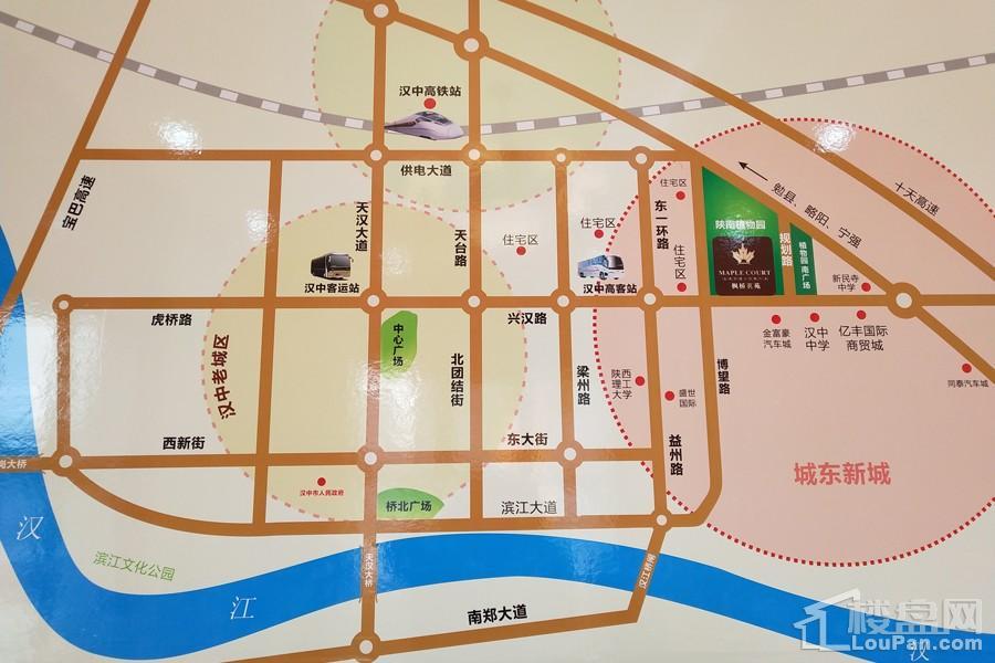 枫桥茗苑位置图