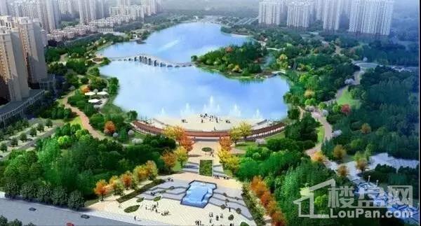 汉寿碧桂园效果图