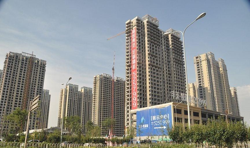 丰沃·悦湖城实景图