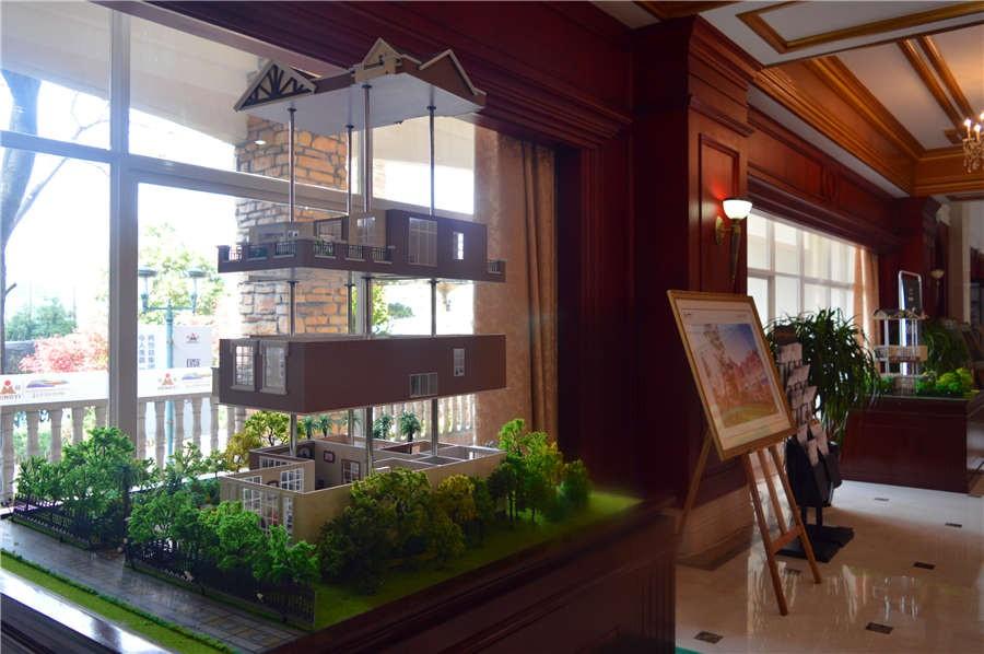 高黎贡国际旅游城实景图