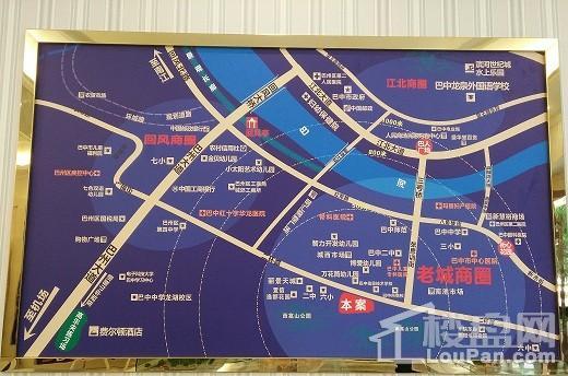 天祥广场配套图