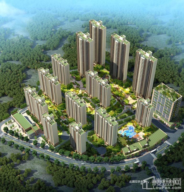 黄石碧桂园·新城之光高清图