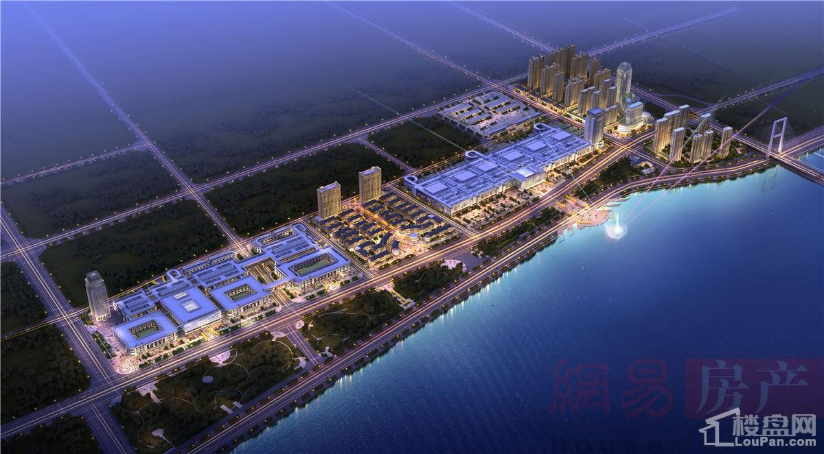 中恒蚌埠义乌国际商贸城2期效果图