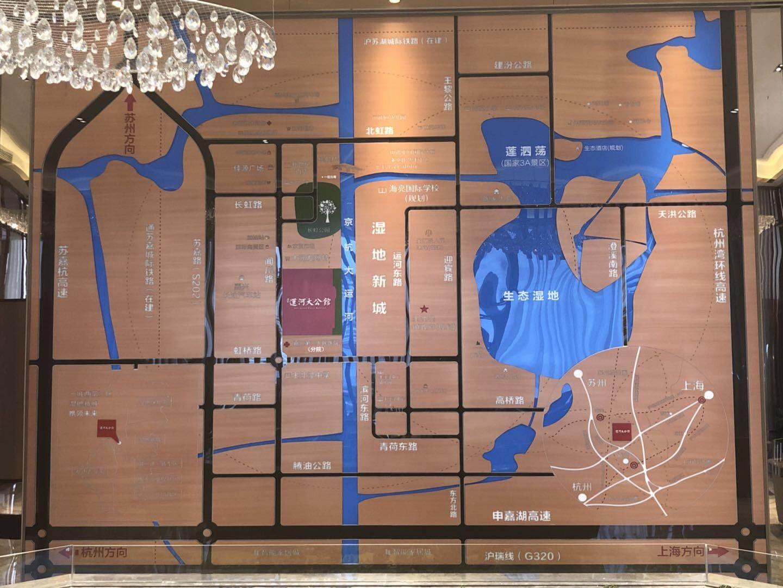 运河大公馆位置图