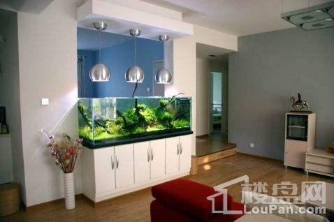 客厅摆放鱼缸的风水