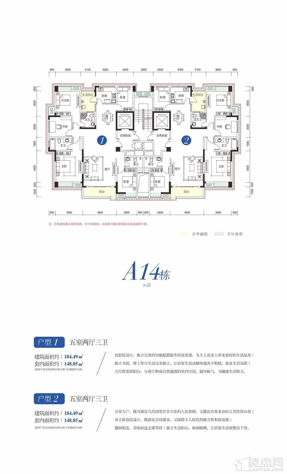 A14栋16层