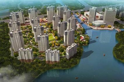 泛华东福城效果图