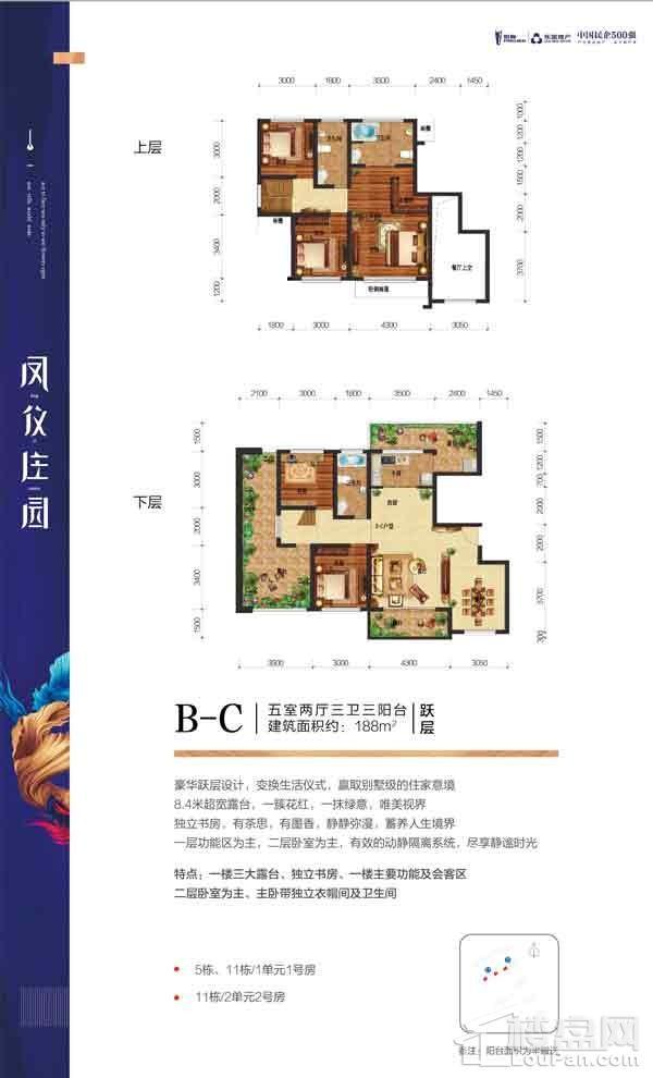 B-C户型
