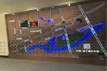 恒健橘子郡(公寓、LOFT)效果图