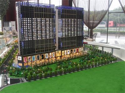 万荟城实景图