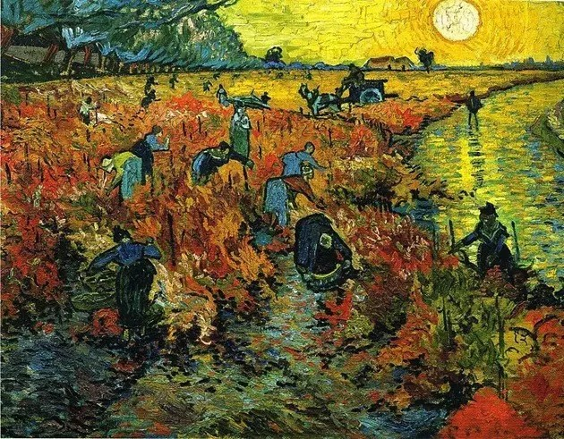 本地楼市 毕加索梵高齐聚襄阳,用油画穿越时光  以这幅《向日葵》最