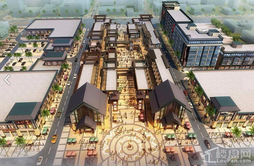 荟金·亚太经贸中心