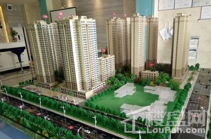 泛宇·惠港新城效果图