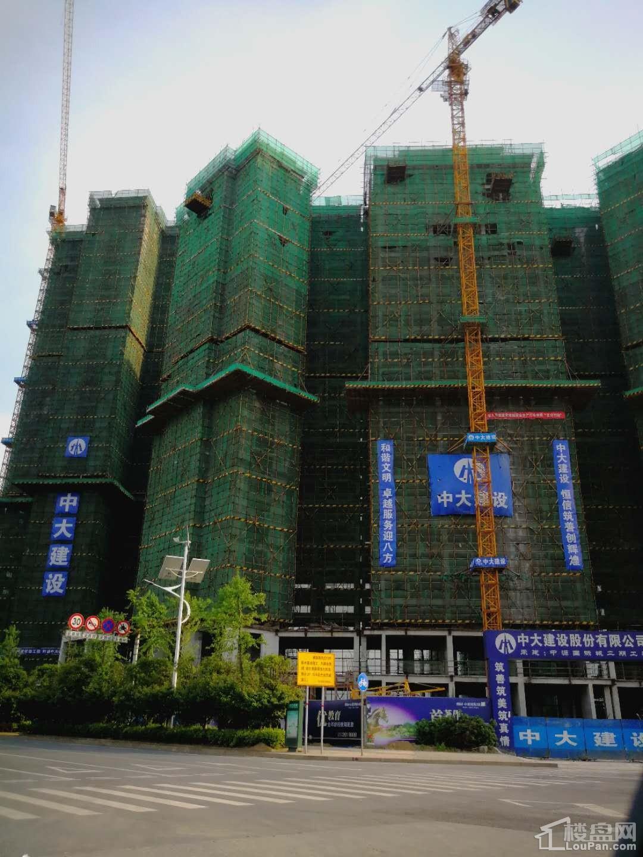 奥园•中源国际城工程实景图