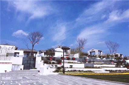 凤凰保集·伊甸园实景图