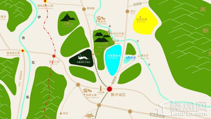 凤凰保集·伊甸园