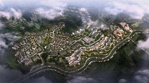 玛御谷温泉小镇