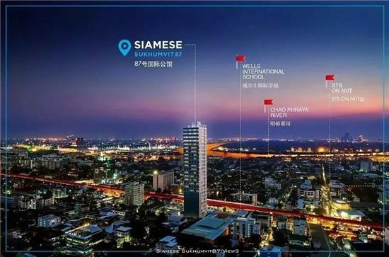 Siamese 87号国际公馆