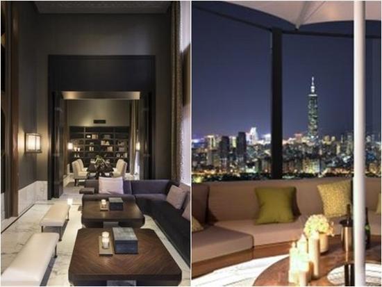 周杰伦1.2亿豪宅再被曝光 昆凌晒顶楼360度观景台