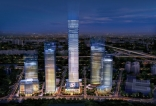 绿地昆明巫家坝总部基地揭牌 拟建458米综合体