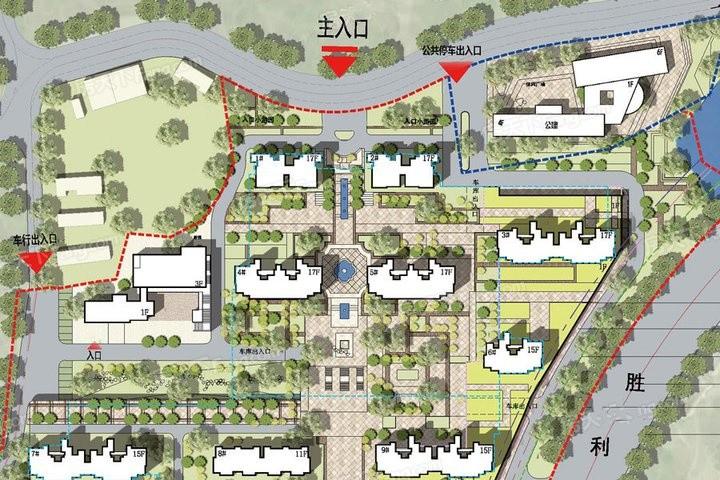 南山公园东侧安置房项目