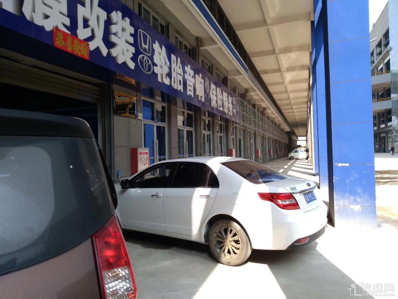 江西国际汽车广场实景图