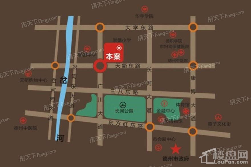 崇德公馆位置图